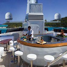 FAM Yacht Exterior Bar