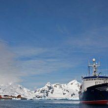 Sarsen Yacht Landscape Shot