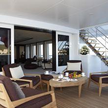 Megan Yacht Exterior Seating