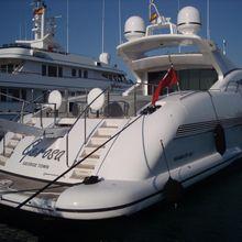 Gerosa Yacht