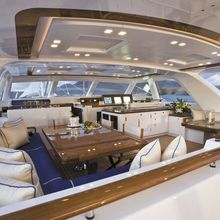 Ethereal Yacht Dining Nook