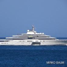 Eclipse Yacht Main Profile
