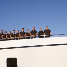 Megan Yacht Crew