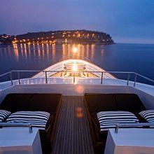 Dream Yacht Foredeck