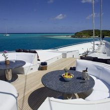 FAM Yacht Deck Seating