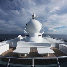 Kogo Yacht Top Deck
