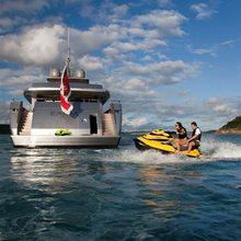 Exuma Yacht Water Toys