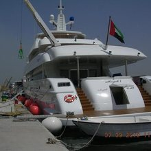 Sharjah 1 Yacht