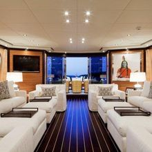 Be On It Yacht Main Salon