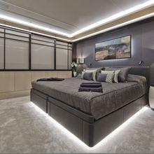Mogambo Yacht VIP Double Stateroom