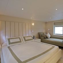 Achilles Yacht Master Stateroom