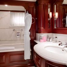 Ambition Yacht Guest Bathroom