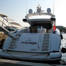 Voyage Yacht Stern