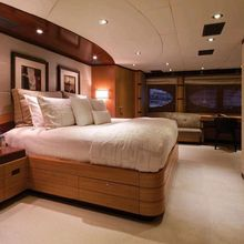 Chosen One Yacht Master Stateroom