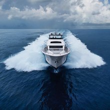 SnowGhost Yacht