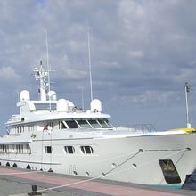 My Lady Yacht Side View
