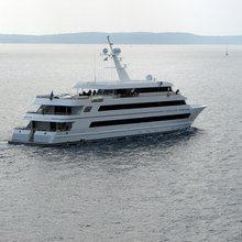 Caspian Star Yacht