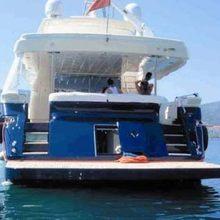 Posillipo 85 Yacht