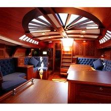 Spirit of Galatea Yacht