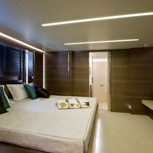 Bliss Easy Yacht Master Stateroom - Side View