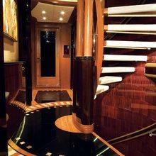 Reef Chief Yacht Foyer