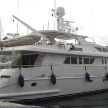 Lady D Yacht