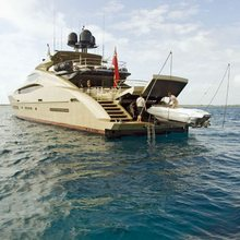 Hokulani Yacht Tender Launch
