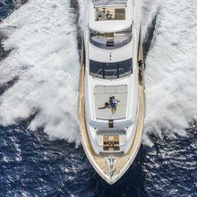 Murcielargo Yacht