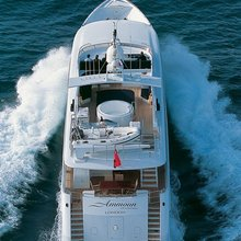 Ammoun Of London Yacht
