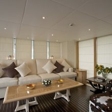 Achilles Yacht Skylounge - Seating