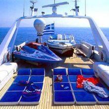 Paradis Yacht Sunpads
