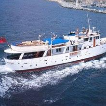 Destiny S Yacht