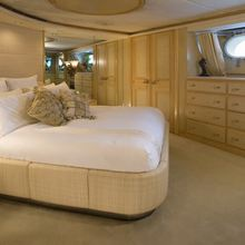 FAM Yacht White Guest Stateroom