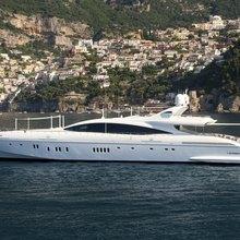 Apricity Yacht Profile