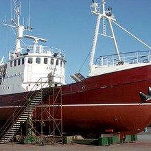 Arctic Janus Yacht