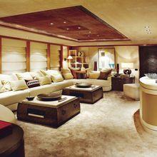 Kogo Yacht Main Salon - Seating