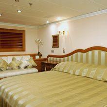 M5 Yacht Master Stateroom