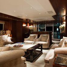 Blind Date Yacht Main Salon - Seating