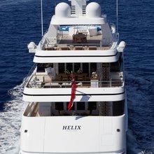 Megan Yacht Aft Decks