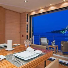 Fan Too Yacht Extendable Main Deck Terrace