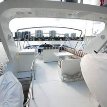 Always Something Yacht