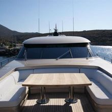 Blue Devil Yacht