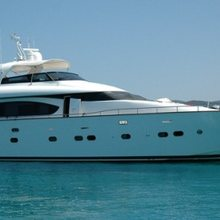 Felicity 777 Yacht