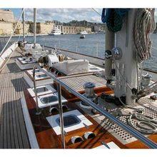 Blue Leopard Yacht