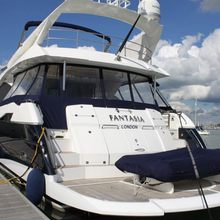 Fantasia of London Yacht