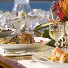 FAM Yacht Cuisine