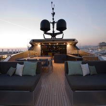 Bliss Easy Yacht Flybridge Seating