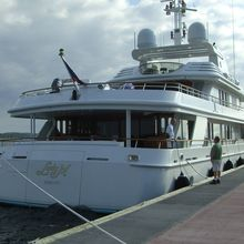 My Lady Yacht Moored