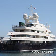Sarafsa Yacht