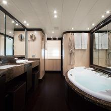 Be On It Yacht Master Bathroom